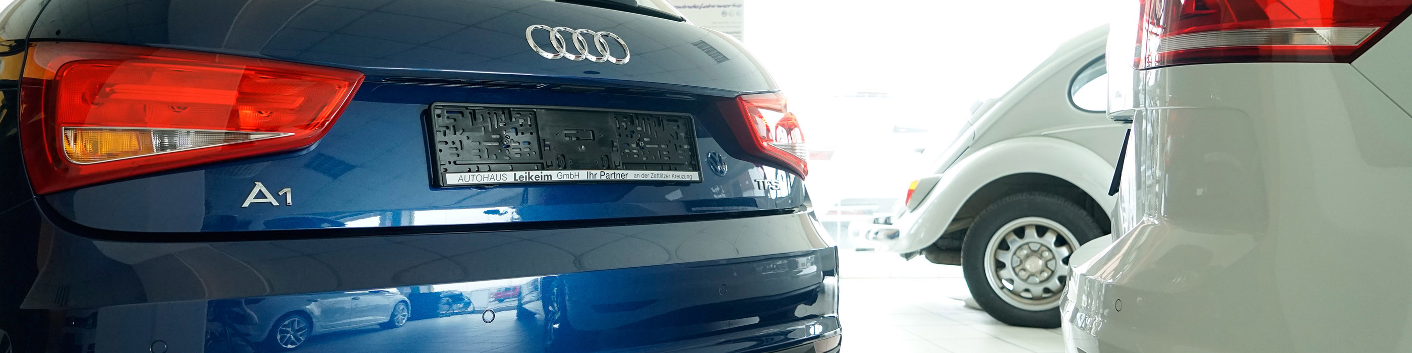 Autohaus Leikeim Marktzeuln Fahrzeuge Audi VW