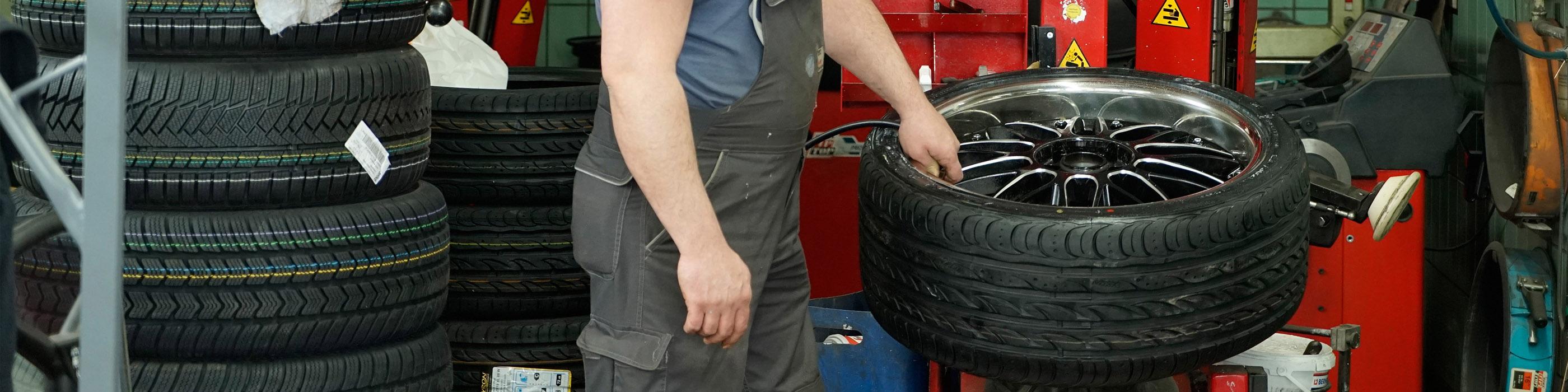 Autohaus Leikeim Marktzeuln Reifen und Felgen - Montage