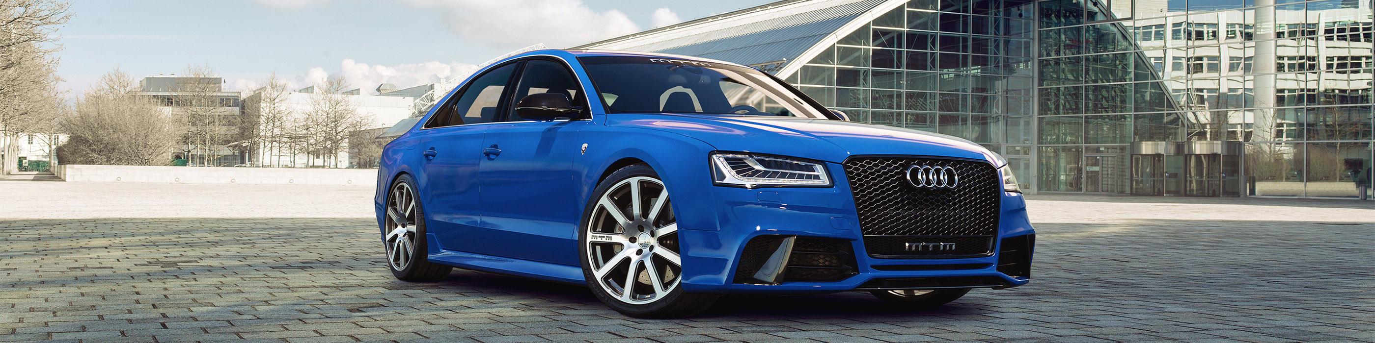 Autohaus Leikeim Marktzeuln Tuning - Leistungssteigerung Audi