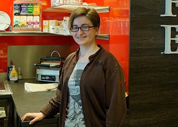 Autohaus Leikeim Mitarbeiter Romina Albanese
