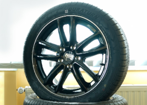 Felge MAMS1 + Reifen Duraturn Mozzo Sport